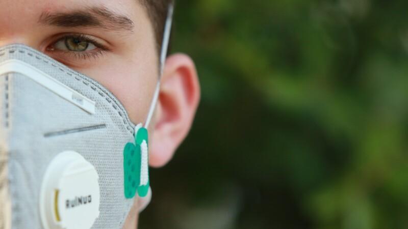 коронавирус ковид маска