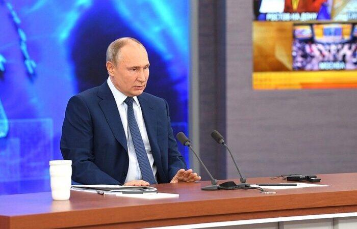 владимир путин сайт кремля 700x450 - Качканар прозвучал на пресс-конференции президента